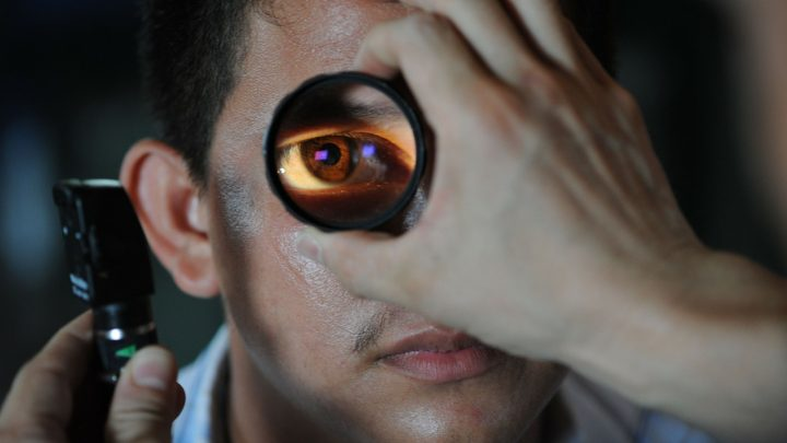 Okulistyka przeciwko chorobom oczu
